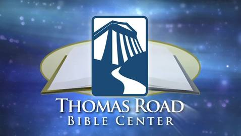 Thumbnail for entry Bible Center - The Doctrine of Salvation Part Five