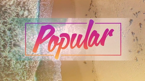 Thumbnail for entry Popular Week 1