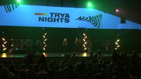 Thumbnail for entry TRYA Worship Nights - September