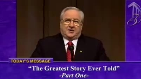 Thumbnail for entry The Greatest Story Ever Told - Part 1