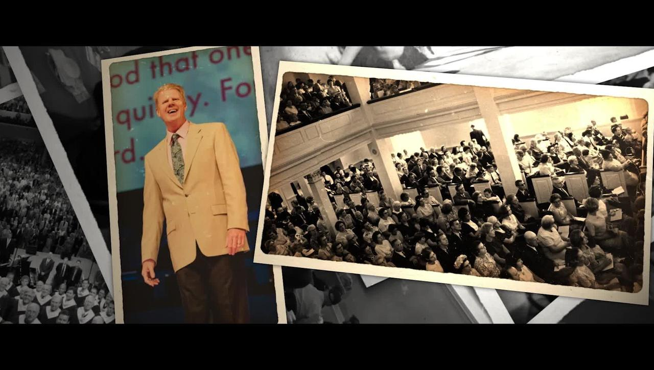 """""""From Vision to Victory"""" A History of Thomas Road Baptist Church"""