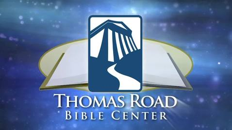 Thumbnail for entry Bible Center - The Final Week Part One