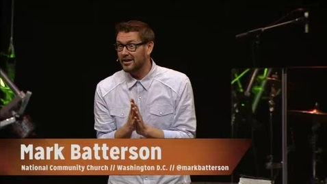 Thumbnail for entry Refuel - Mark Batterson
