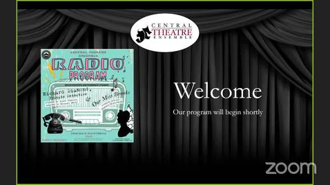 Thumbnail for entry Central Theatre Ensemble Radio Program