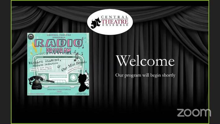 Central Theatre Ensemble Radio Program