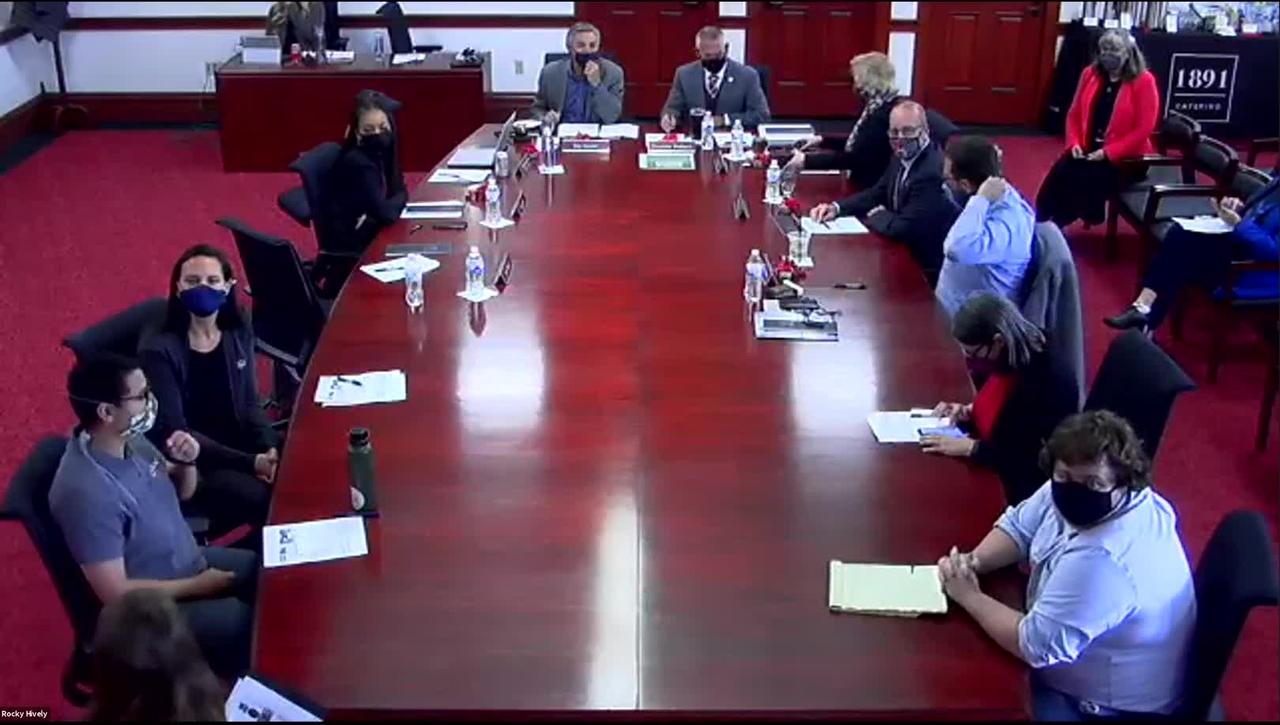 Board of Trustees 10.21.21, Part 2