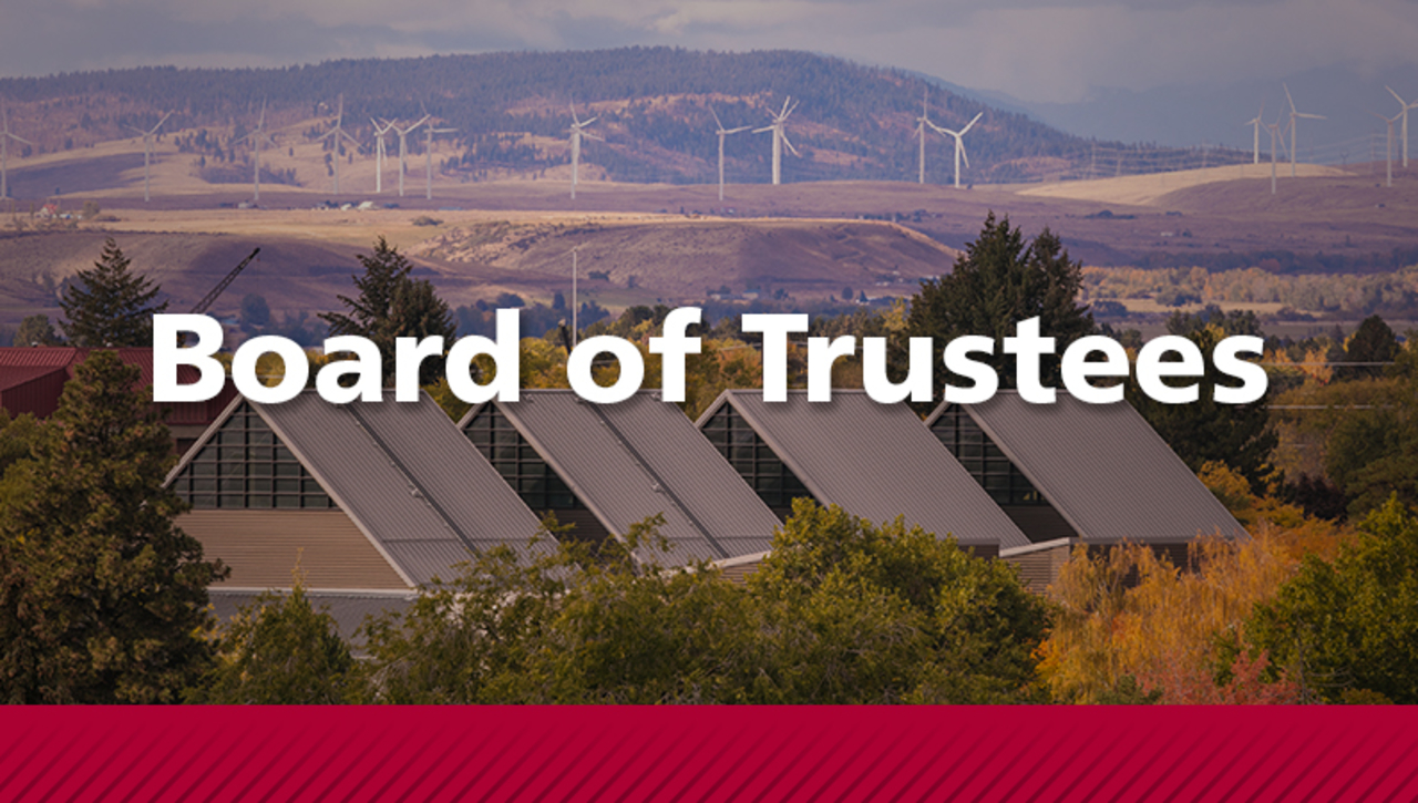Live Stream: Board of Trustees 7.29-7.30