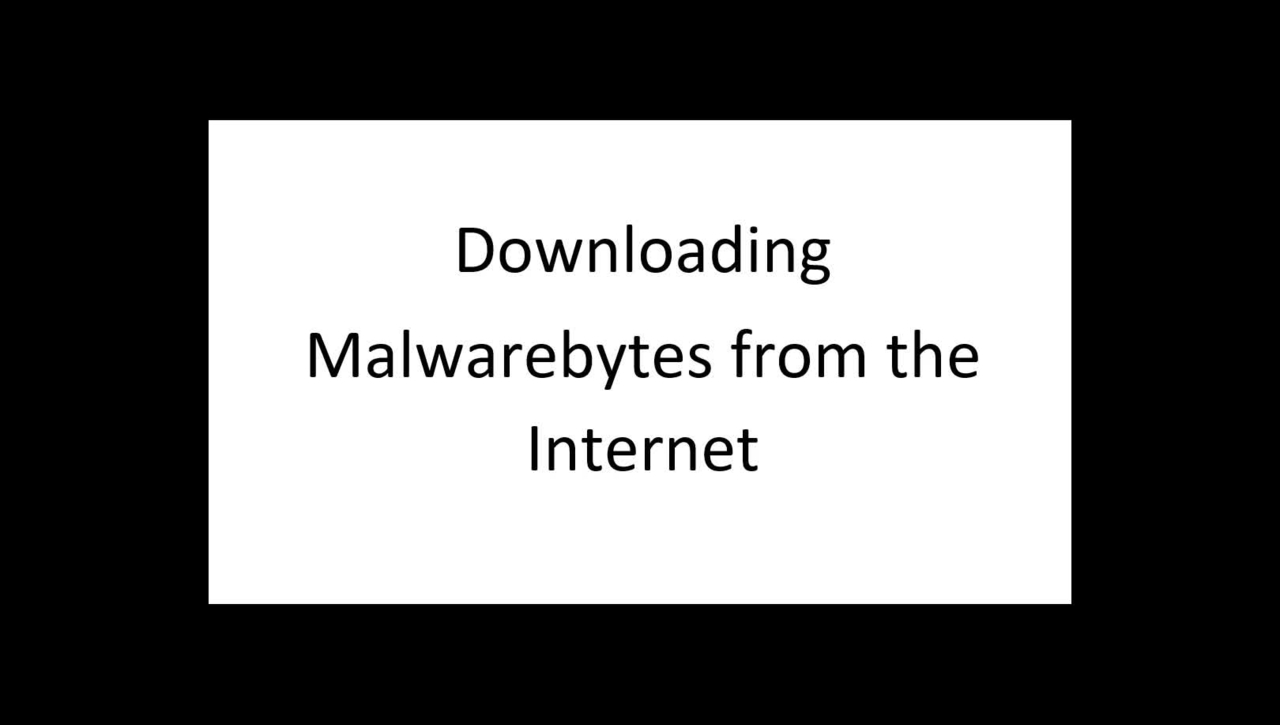 Security MalwareBytes