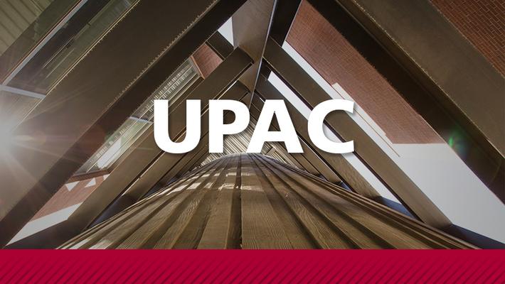 Live Stream: UPAC
