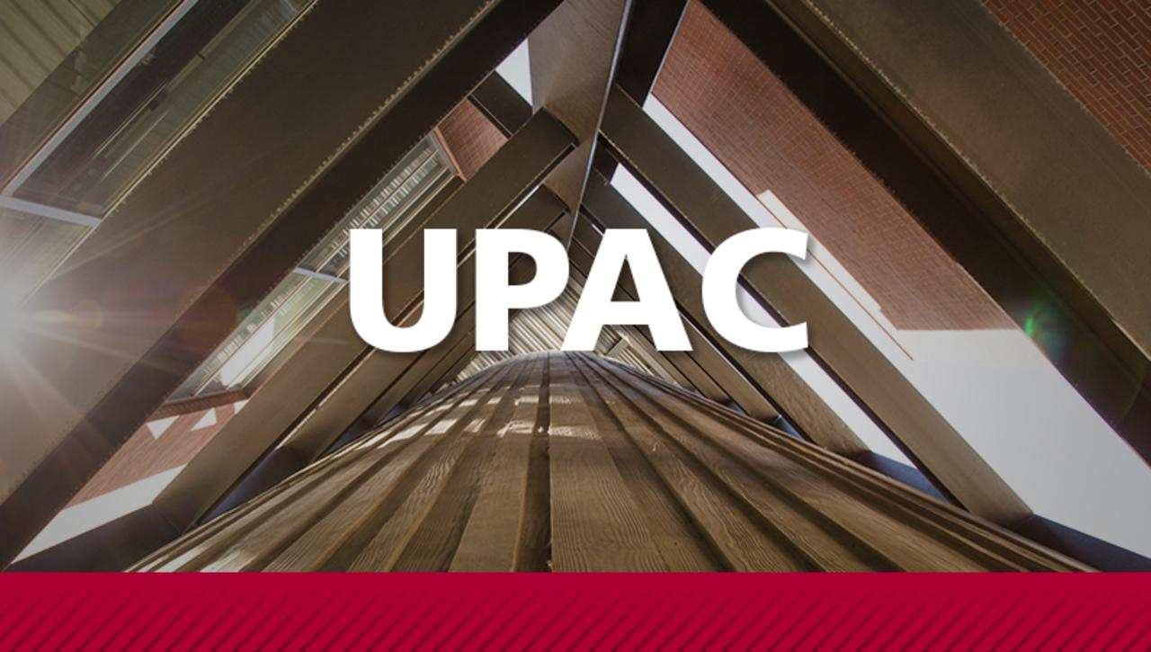 Live Stream: UPAC 6.23.21