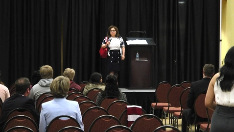 Thumbnail for entry College Civics Week: Local Government Day Keynote - Lisa Van Der Lugt
