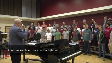 Thumbnail for entry Making of Firefighters Creed