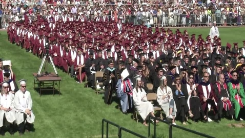 Thumbnail for entry CWU Commencement, 2013, part 2