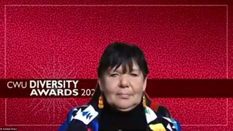 Thumbnail for entry Diversity Award Celebration 4.22.21