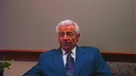 Thumbnail for entry Eldon Jacobson Video Interview, part 2