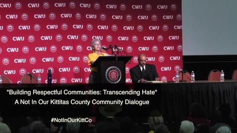 Thumbnail for entry #NOTInOurKittCo Comminity Forum
