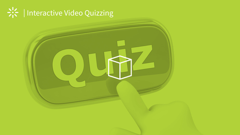 Thumbnail for entry How to Take a Multiple Attempt Quiz
