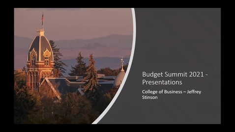 Thumbnail for entry Budget Summit 2021_28_CoB