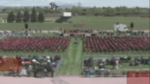 Thumbnail for entry 2008 CWU Commencement Ceremony PM