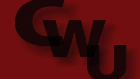 Thumbnail for entry Central Washington University Commencement 2010 AM