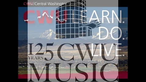 Thumbnail for entry CWU Music Building History
