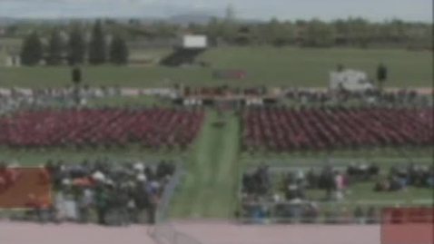 Thumbnail for entry 2008 CWU Commencement Ceremony AM