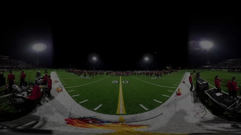 Thumbnail for entry CWU 360 - CWU Marching Band