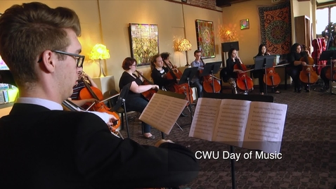 Thumbnail for entry CWU Day of Music