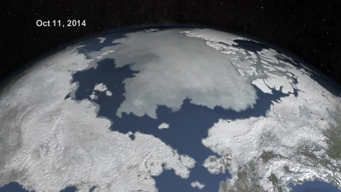 Thumbnail for entry Arctic Sea Ice Sets New Record Winter Low