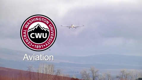 Thumbnail for entry Take Flight With Central - CWU Aviation
