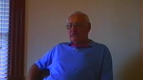Thumbnail for entry Paul Bechtel Video Interview, part 2