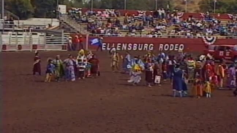 Thumbnail for entry Ellensburg Rodeo, Sunday Events