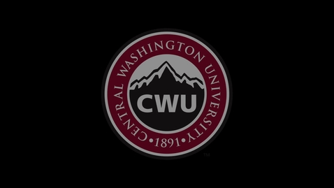Thumbnail for entry CWU University Centers