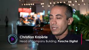 Creating a Startup Mentality - Porsche Digital's Christian Knoerle