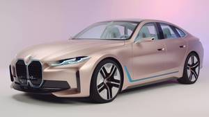 The BMW Concept i4