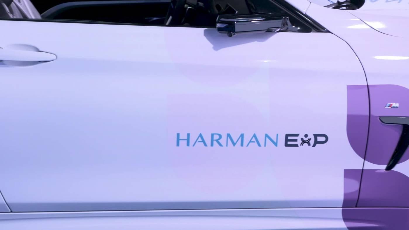 Metrics of the Future - Harman @ CES