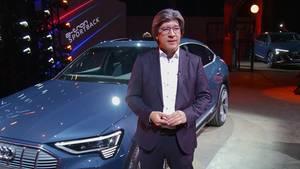 Interview - Stephan Berlitz - Audi Head of Light and Innovation