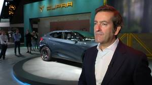 CUPRA Tavascan Concept: The Next Step in Electrified Performance