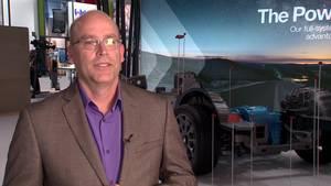 Tom Rucker, President Magna Powertrain @ IAA Mobility