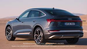 Trailer – Audi e-tron Sportback (German)