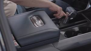All new F-150 Interior Work Surface - Broll