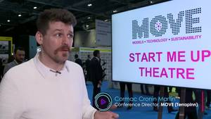 Cormac Cronin Martin - MOVE Conference Director