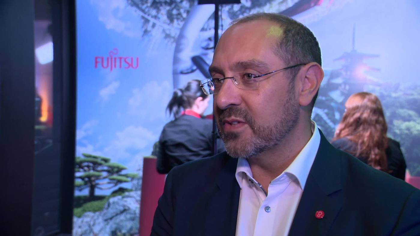 CTO Automotive at Fujitsu Central Europe