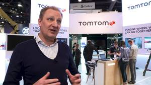 The Road to Autonomous Driving - TomTom @ CES