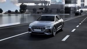 Animation – Audi e-tron Sportback Recuperation (English)