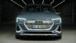 The Design of the Audi e-tron Sportback (German)