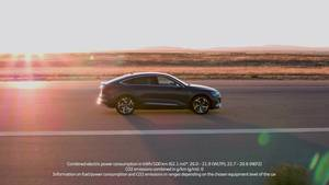 Trailer – Audi e-tron Sportback (English)
