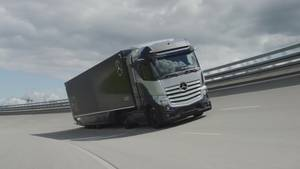 Next level GenH2 Truck - Footage