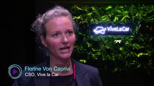Florine Von Caprivi from Vive la Car