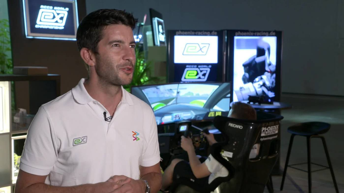 DTM racing driver Mike Rockenfeller @ SHIFT Mobility 2020